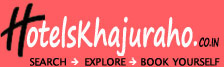 Hotels in Khajuraho Logo