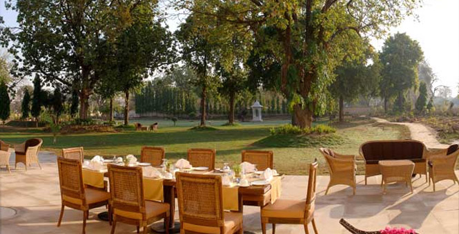 The Lalit Temple View Hotel Khajuraho Restaurant