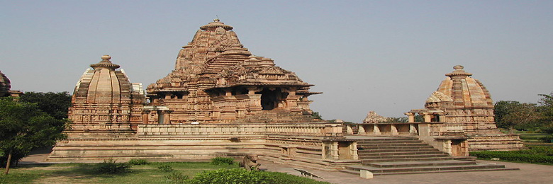 You Can Visit Lakshmana Temple in Khajuraho